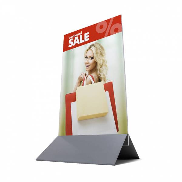 Reklámpanel tartó, 1000 mm