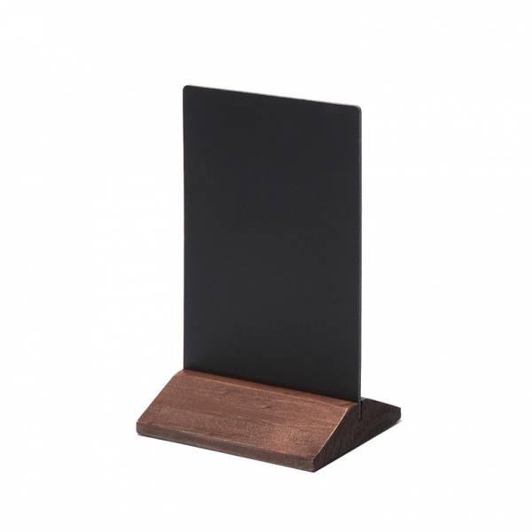 JD Nature Economy Asztali Krétatábla, Sötét Barna, 100x140mm