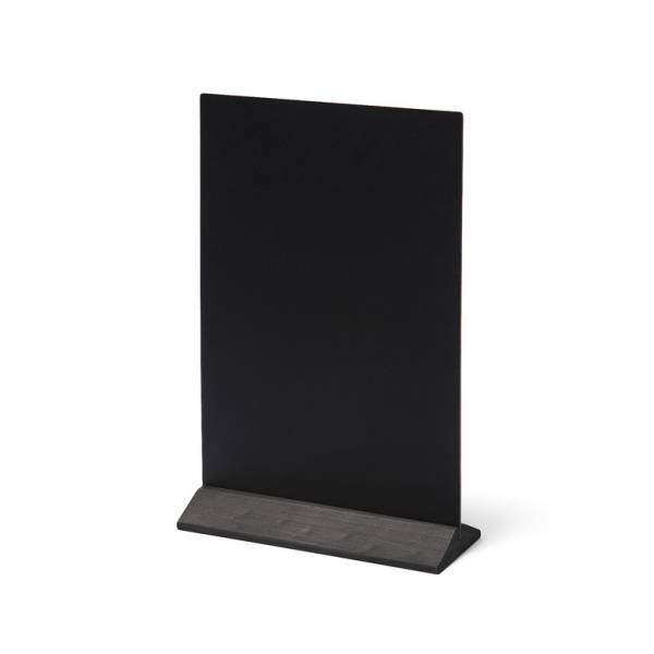 JD Nature Economy Asztali Krétatábla, Fekete, 210x290mm