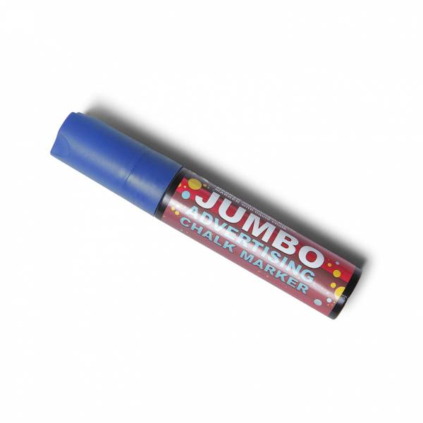 Kréta marker sötétkék 15mm