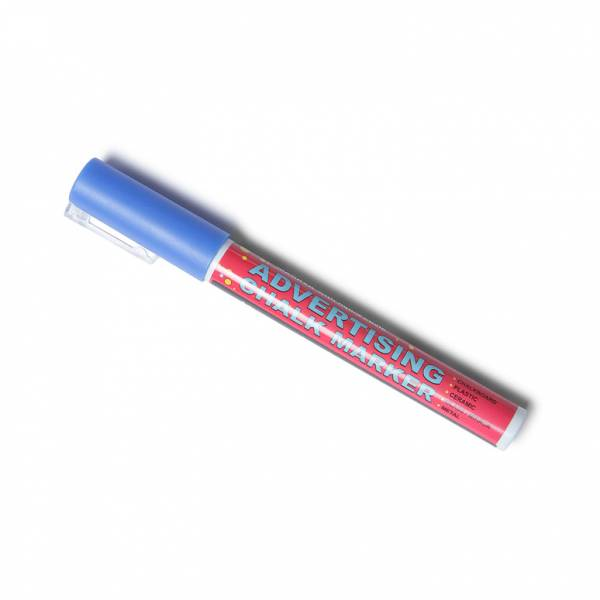 Kréta marker sötétkék 3 mm