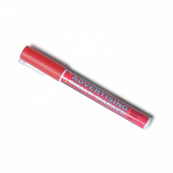 Kréta marker piros 3 mm