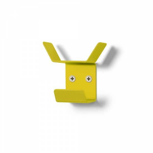 Falra szerelhető mini fogas