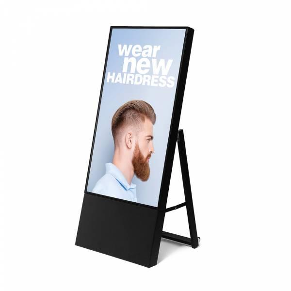 Smart Line Digitális megállító tábla Samsung kijelzővel 43