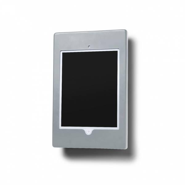 iPad Tartó - Lapos Falra szerelhető - Ezüst, Fekete, Fehér iPad 3,4 & Air