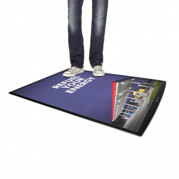 FloorWindo® Padlódisplay