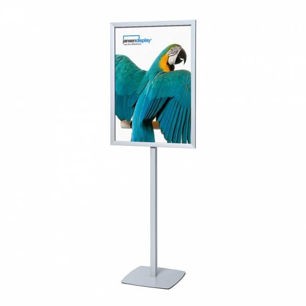Reklámállvány A1 31mm szögletes sarkok egyoldalas