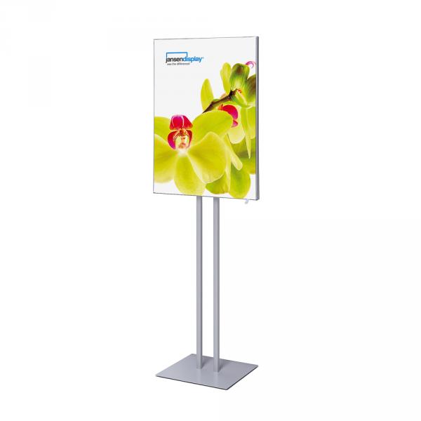 T-Frame Info Pole, A1