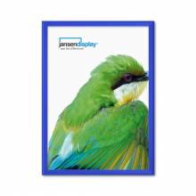 A1 szögletes sarkú kék Plakátkeret