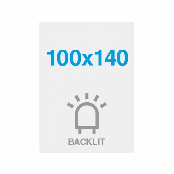 Premium backlit fólia 200g/m2, szatén felület, 1000x1400mm
