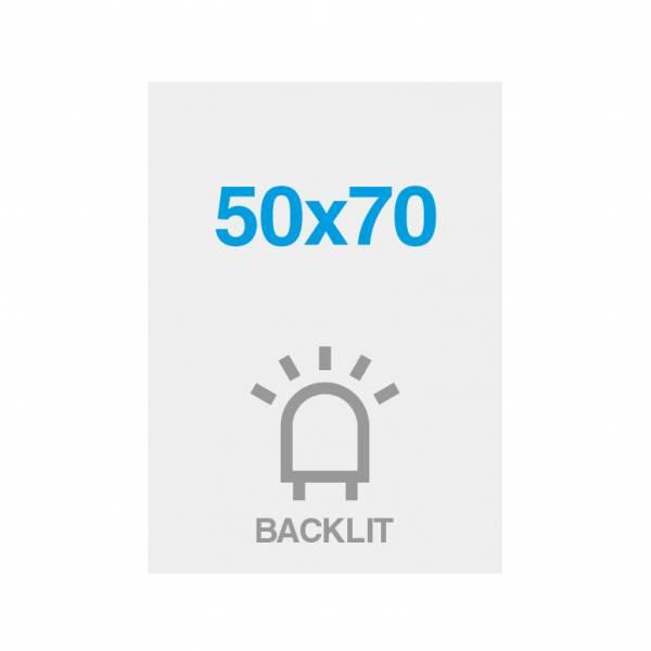 Premium backlit fólia 200g/m2, szatén felület, 500x700mm