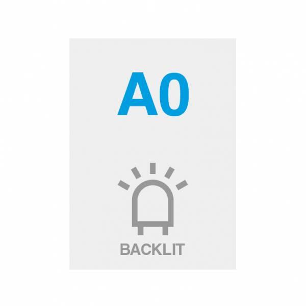 Premium backlit fólia 200g/m2, szatén felület, 841x1189mm