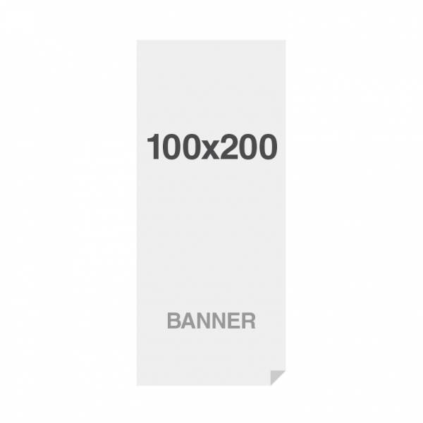 Premium banner nyomtatás No Curl 220g/m2, matt felület, 1000x2000mm