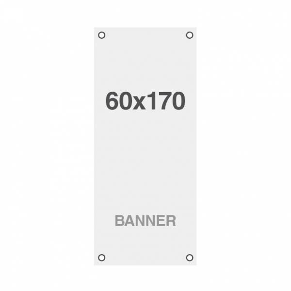 Banner Nyomat Symbio 510g / m2, lyukakkal a sarkoknál