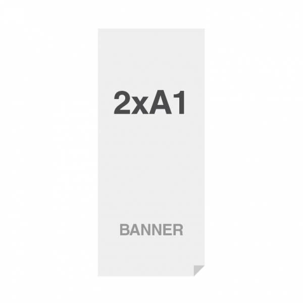 Premium banner nyomtatás No Curl 220g/m2, matt felület, 594x1682mm