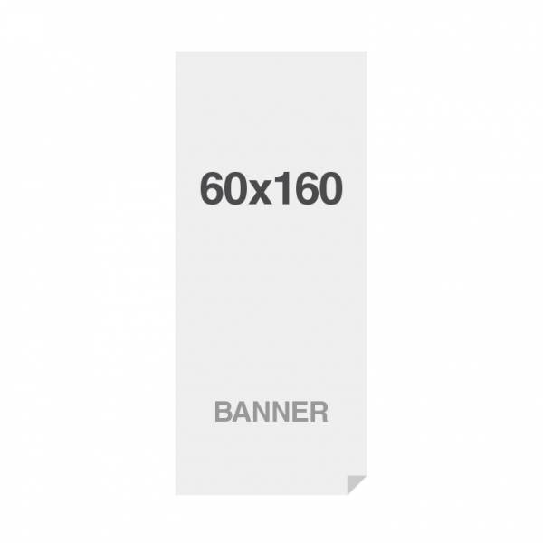 Premium banner nyomtatás No Curl 220g/m2, matt felület, 600x1600mm