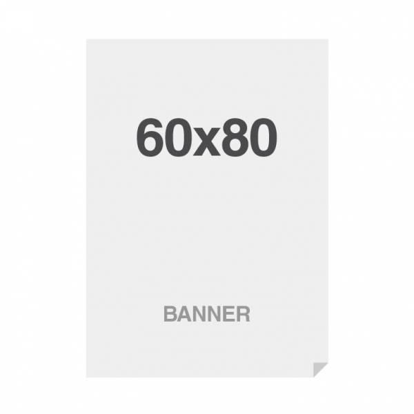 Premium banner nyomtatás No Curl 220g/m2, matt felület, 600x800mm
