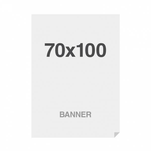 Premium banner nyomtatás No Curl 220g/m2, matt felület, 700x1000mm