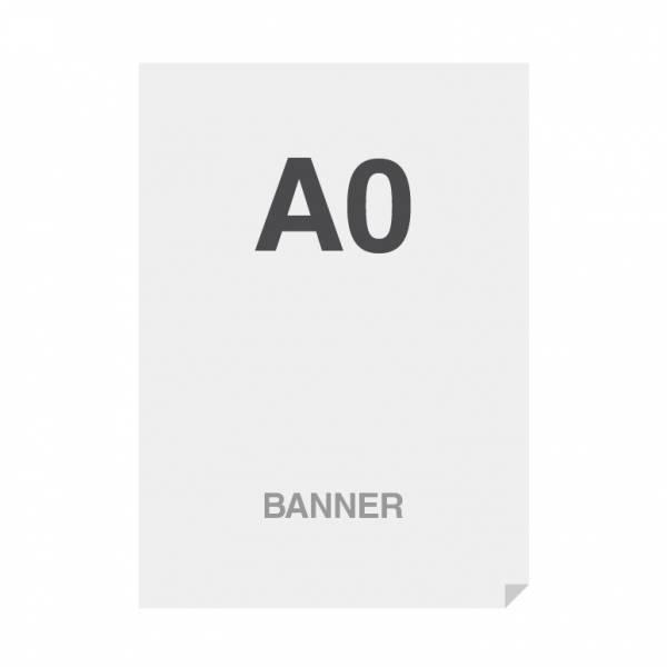 Premium banner nyomtatás No Curl 220g/m2, matt felület, 841x1189mm