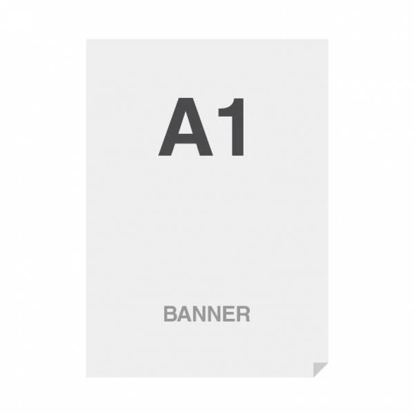 Premium banner nyomtatás No Curl 220g/m2, matt felület, 594x841mm