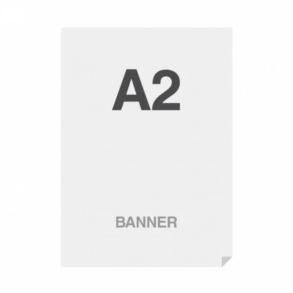 Premium banner nyomtatás No Curl 220g/m2, matt felület, 420x594mm