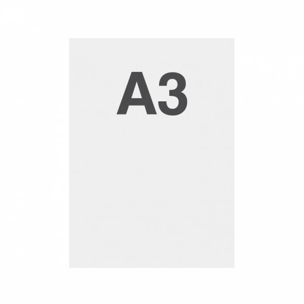 Premium minőségi papír 135g/m2, szatén felület, A3 (297x420mm)