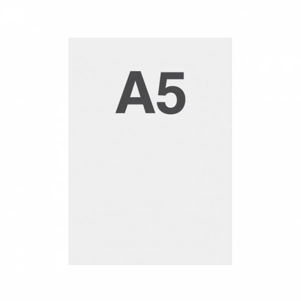 Premium minőségi papír 135g/m2, szatén felület, A5 (148x210mm)