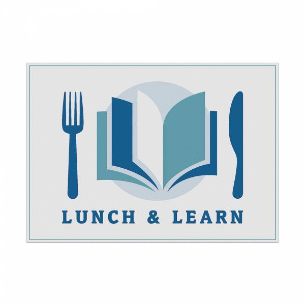 Placemat Lunch & Learn