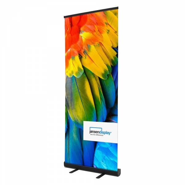 Roll up Economy 80x200 cm, fekete