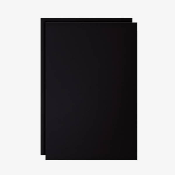 Fekete írhatótábla fólia szett