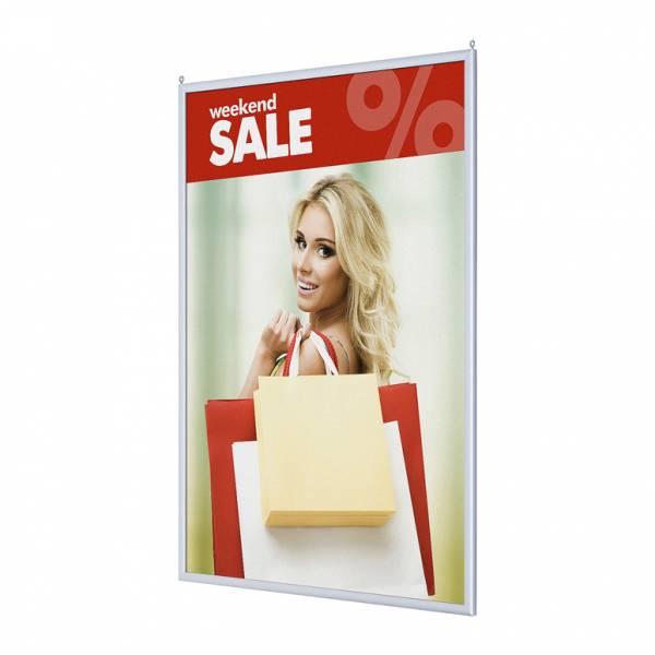 Becsúsztatós plakátkeret 70x100
