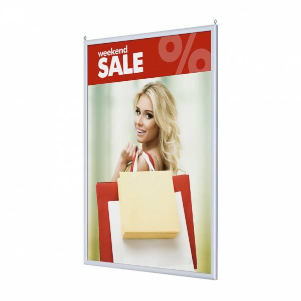Becsúsztatós plakátkeret A1