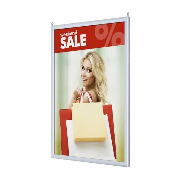 Becsúsztatós plakátkeret A2