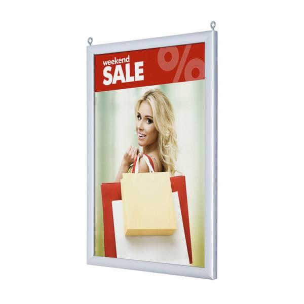 Becsúsztatós plakátkeret A3