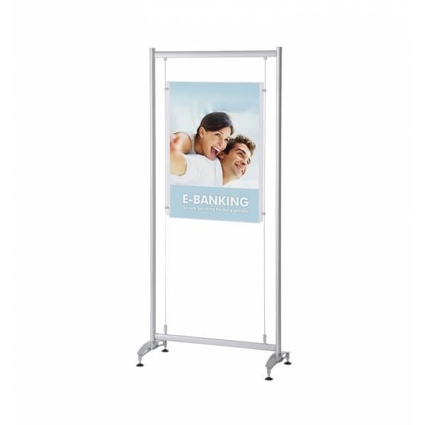 ELYPSE® Display – akril poszterzseb/ plaktákeret