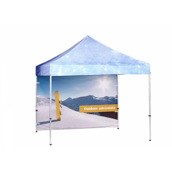 Tent Prints Full Wall Inside