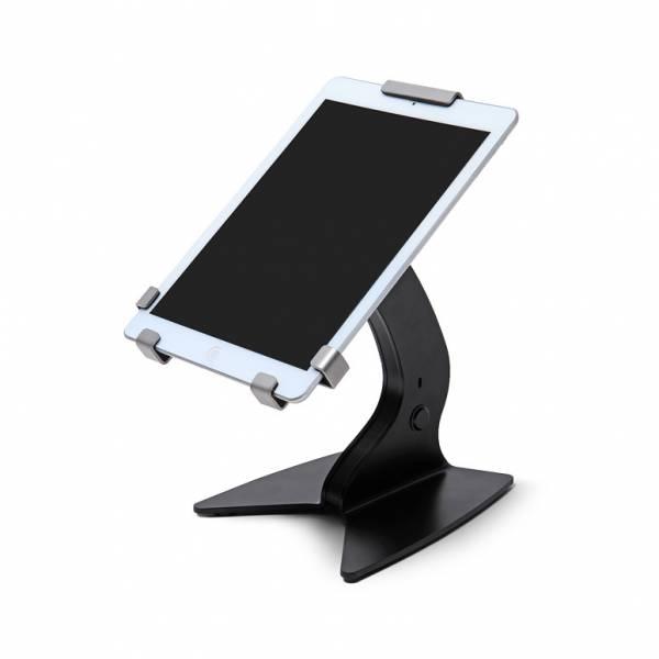 """TRIGRIP 10"""" Asztali Tablet Tartó Állvány Állítható dőlésszög, Fekete"""
