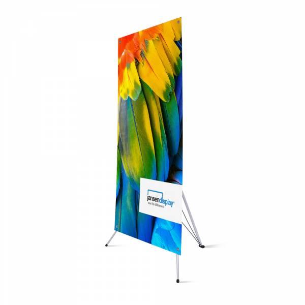X Banner C állvány, 120x200 cm