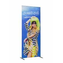 Zipper-Banner Slim Print