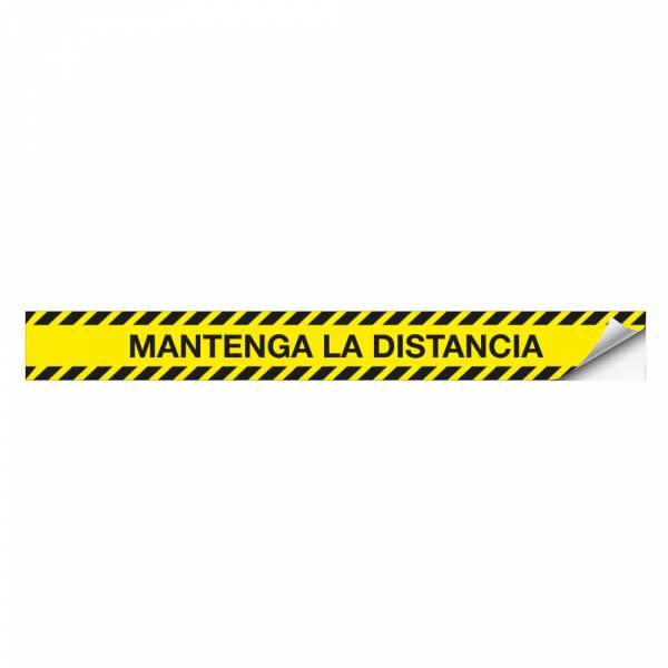 Safety Sticker Stripe